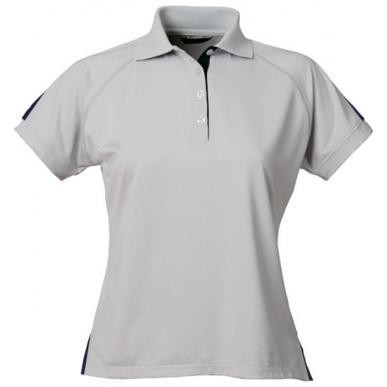Picture of Stencil Uniforms-1150-Ladies S/S TEAM S/S POLO