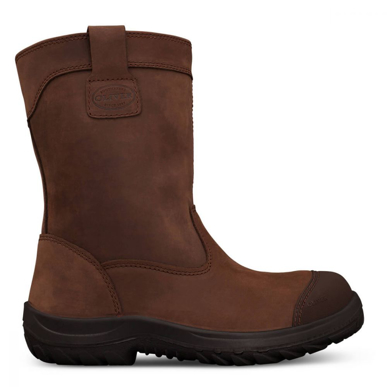 Picture of Oliver Boots-34-692-250MM BROWN PULL ON RIGGERS BOOT