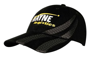 Picture of Headwear Stockist-4015-Brushed Heavy Cotton with Tyre Tracks