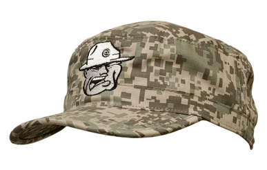 Picture of Headwear Stockist-4091-Ripstop Digital Camouflage Military Cap